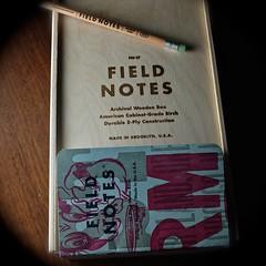 Field Notes Box