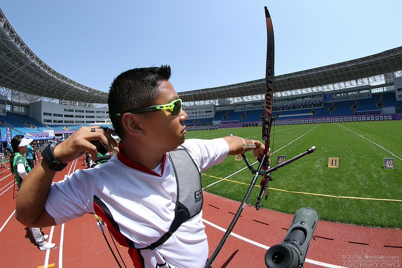 Archery World Cup Shanghai 2015