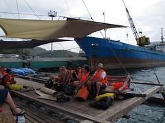 Sailing Palawan with Tao Philippines