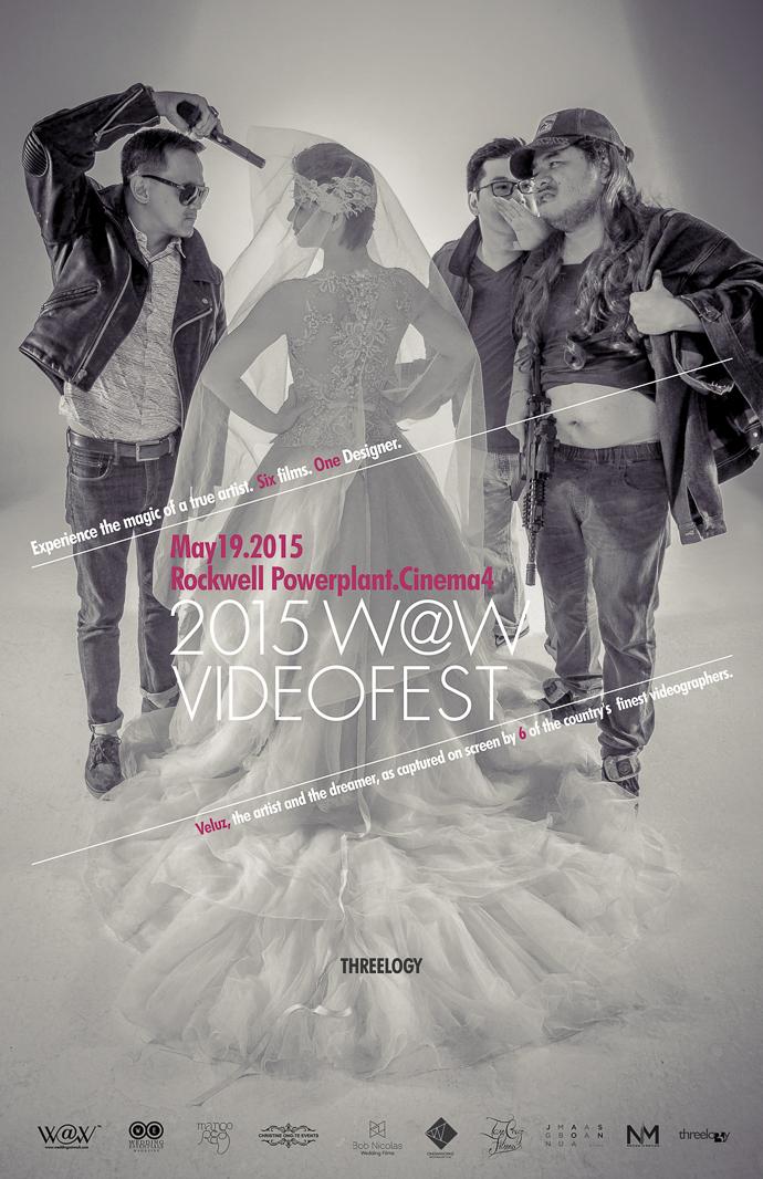 2015 Videofest-Threelogy