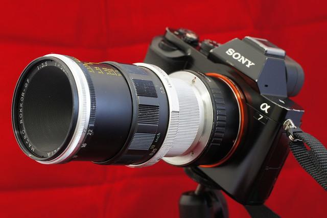 α7_MINOLTA MACRO ROKKOR-QF 50mm F3.5 1