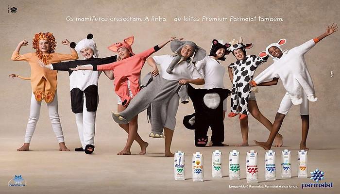 NOSTALGIA! Parmalat Retorna com Sucesso de TV - Mamíferos Parmalat!
