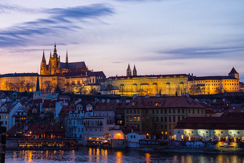 Prague at Dusk | by romanboed