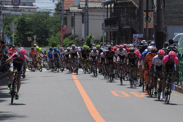 2015 Tour of Japan #1 Sakai