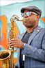 Howard Wiley - Malcolm X Jazz Arts Festival 2015