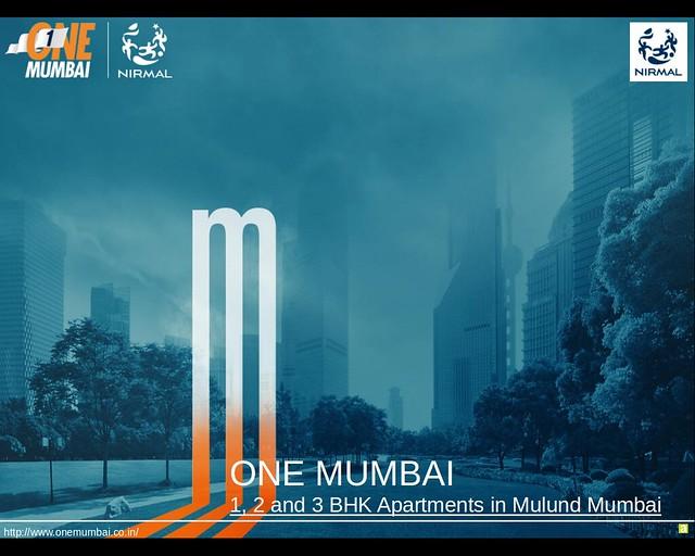One Mumbai - Residential Property in Mulund Mumbai