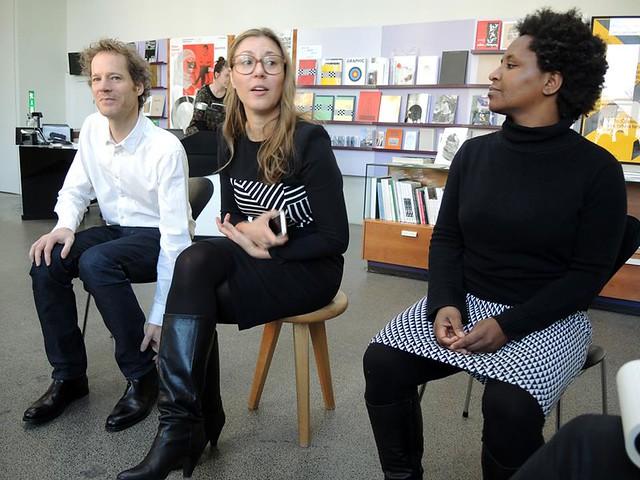 Press conference Kunsthalle Basel