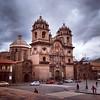 beautiful #church in #cusco #Peru plaza...