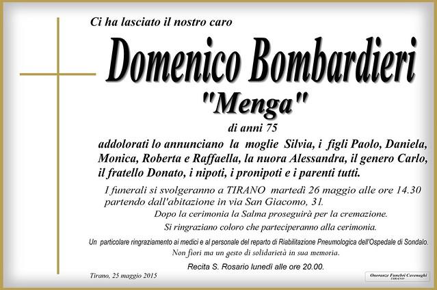 Bombardieri Domenico