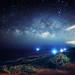 風吹沙銀河