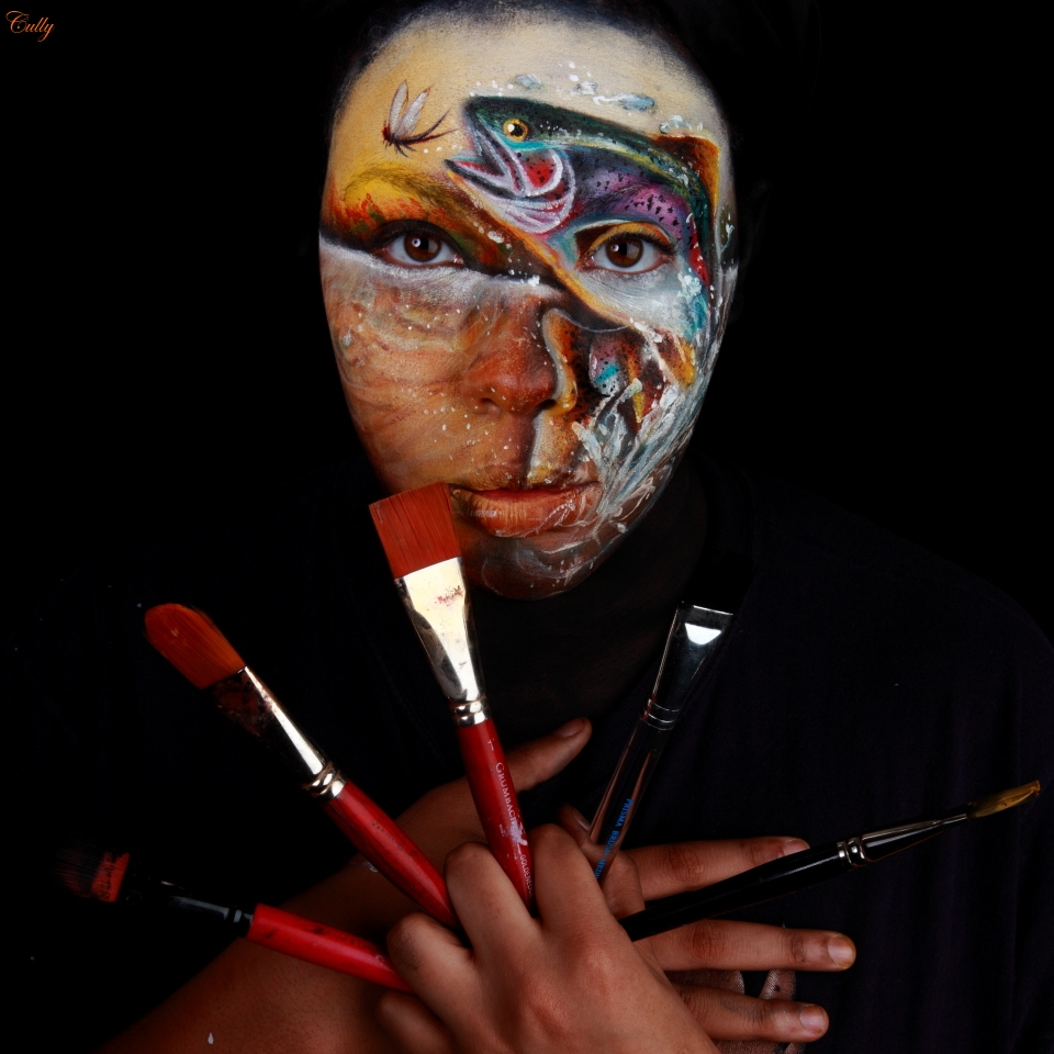 Fine Art Face Paints