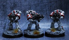 Tactical White Scars 7-9
