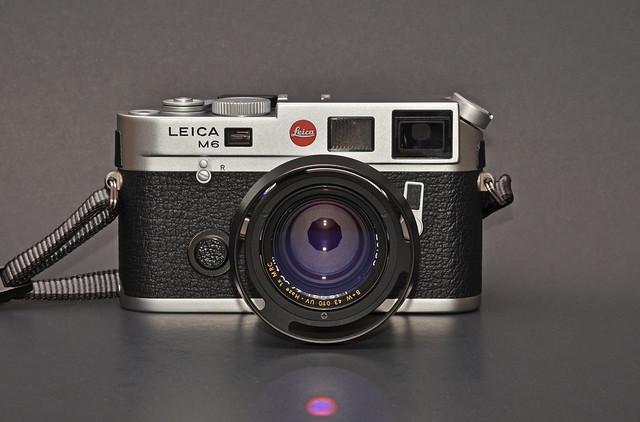 Leica M6 TTL with Carl Zeiss 50mm f/2 Planar T* ZM