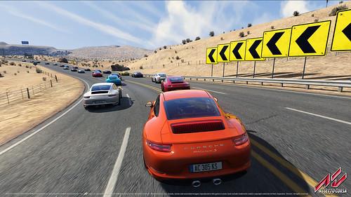 Assetto Corsa Porsche 911 Carrera S
