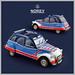 1:18 NOREV 181498 Citroën 2CV 6 1976 Basket by norev.official