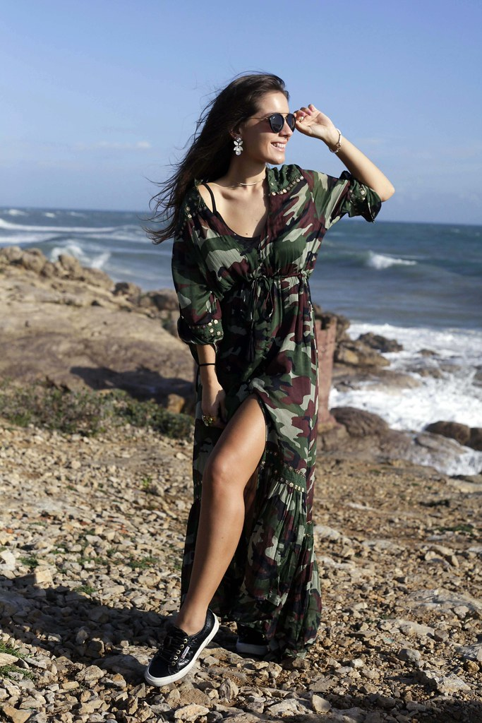 012_camo_dress_with_ruga_cardigan