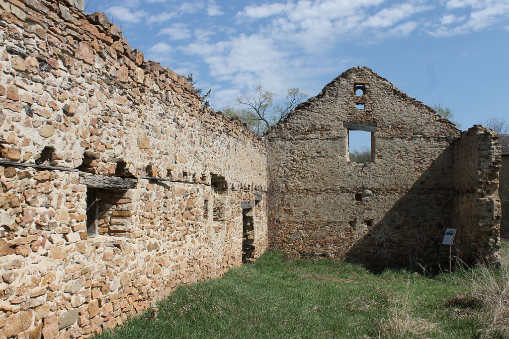 Jab Farm Ruins, Jordan, MN - Minnesota Valley National Wildlife Refuge
