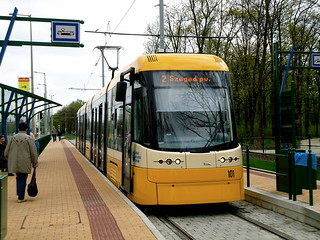 The new tram :-)