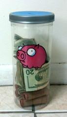 IC - Earth Day - Piggy Bank