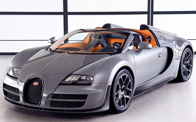 Bugatti Veyron Grand Sport Vitesse, luxorium