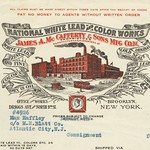 James A. McCafferty + Sons Mfg. Co., Inc. National White ...