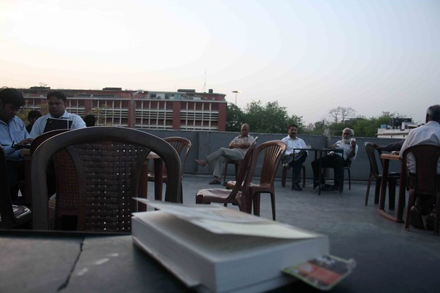 City Reading – The Delhi Proustians XVI, Indian Coffee House