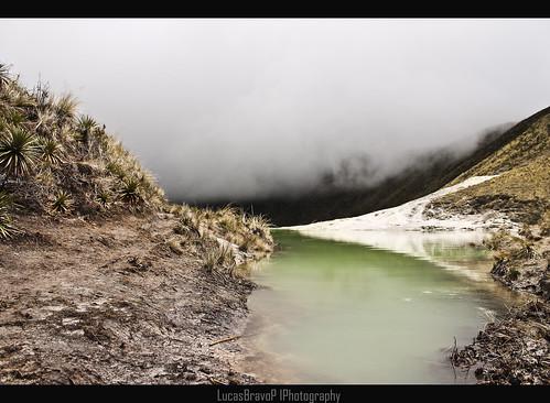 paisajes lake verde green colombia tourist pasto laguna turismo nariño caminatas túquerres