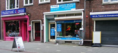 Indiase toko Spice World in Rotterdam