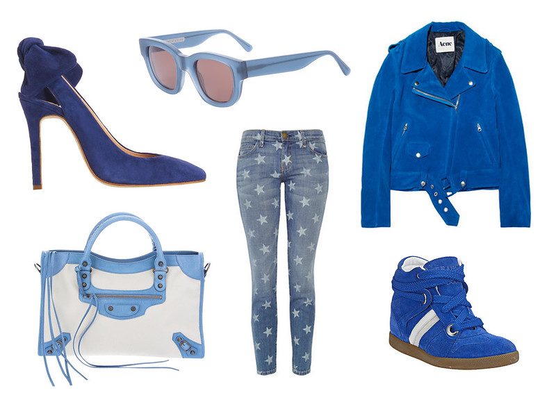 wishlist blue