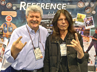 Angelo Tordini and Rudy Sarzo