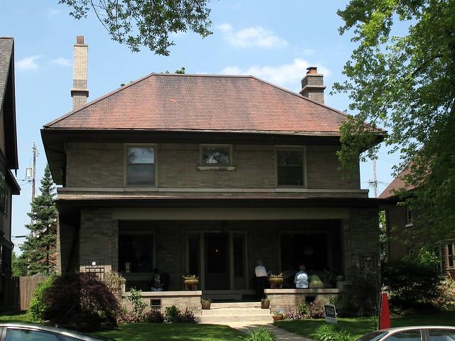 Nicholas & Mathilda Kuhn House (1910)