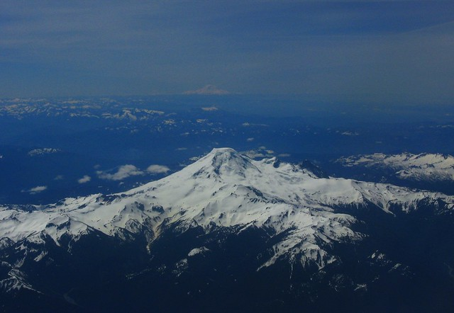Mt baker and mt rainier flickr photo sharing for Chair 6 mt baker