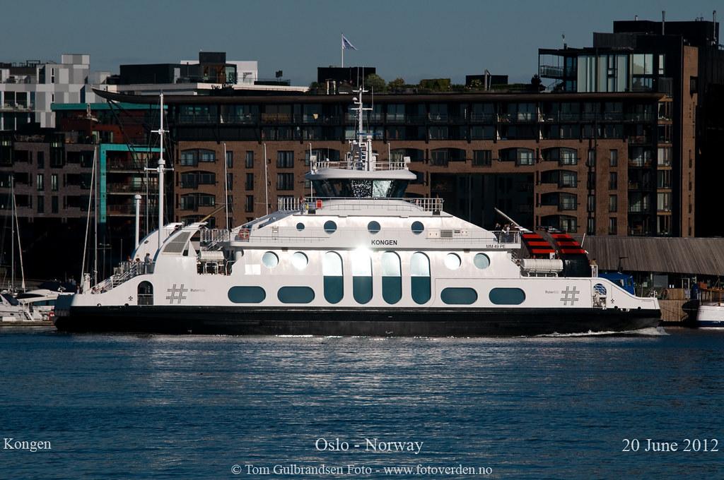 Norled hurtigbåt rogaland