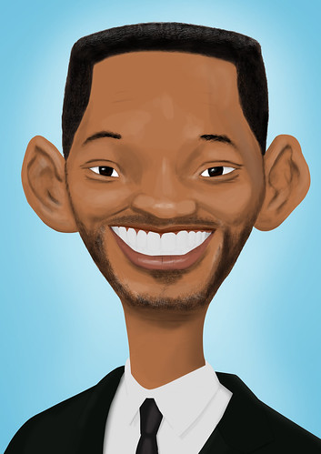 will smith by adrianocarvalho