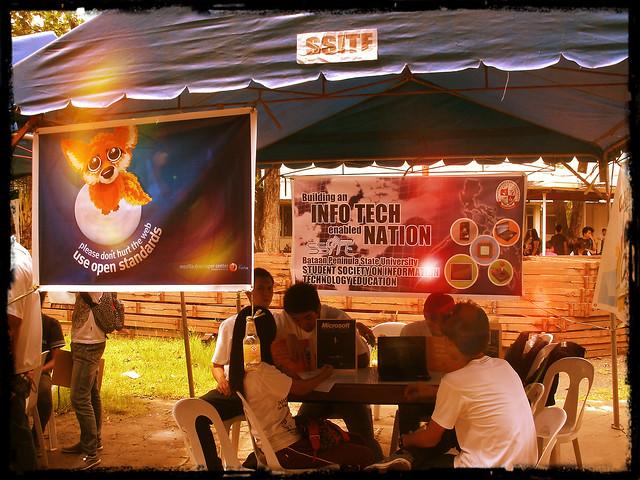 Mozilla Student Reps of Bataan Peninsula State University