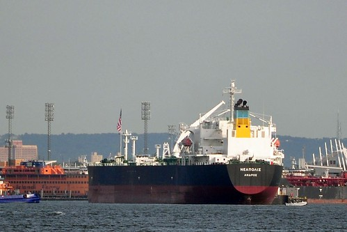 Greece Oil Product Tanker NEAPOLIS