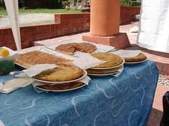 ¡Tortillas y Empanadas!