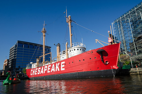 Chesapeake ship
