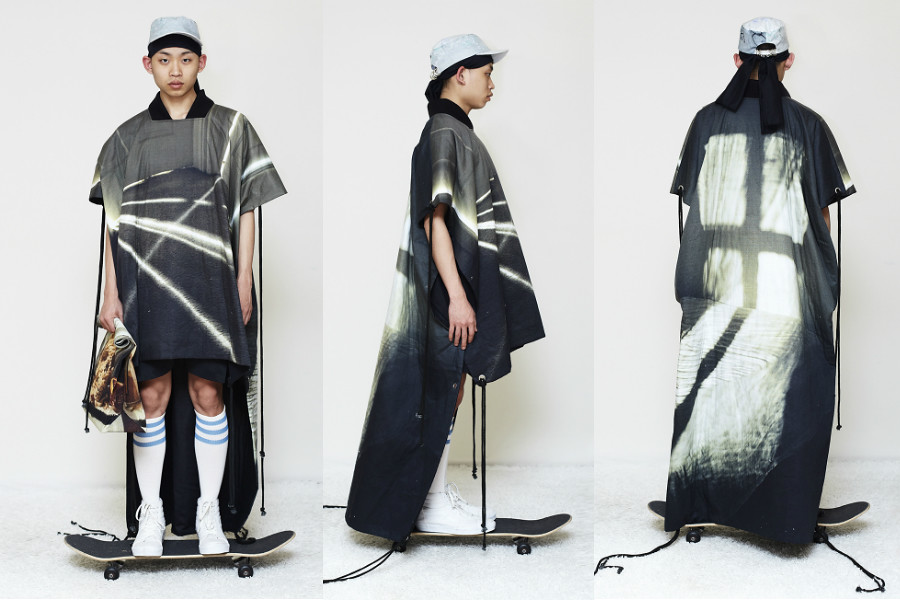 Jino Lee is a young up-and-coming menswear designer based in Antwerp 9