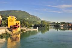 Le Rhône - Photo of Frangy