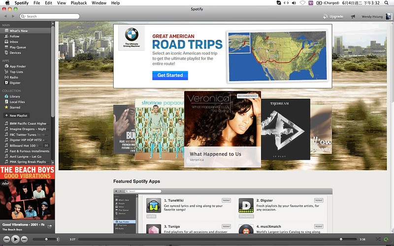 2013 BMW Great American Road Trips@Spotify_09