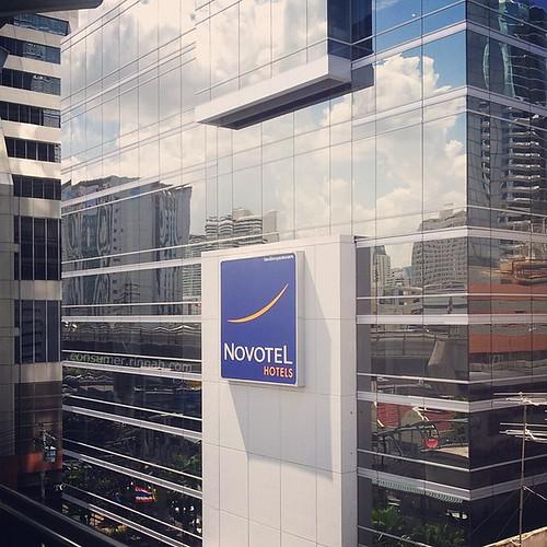 Novotel Ploen Chit Hotel 01