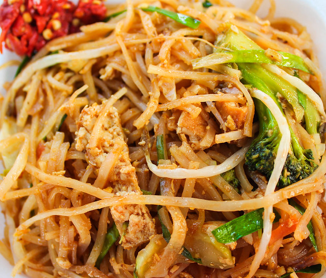 Veggie Pad Thai | Flickr - Photo Sharing!