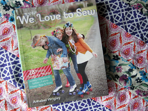 We Love to Sew by Annabel Wrigley
