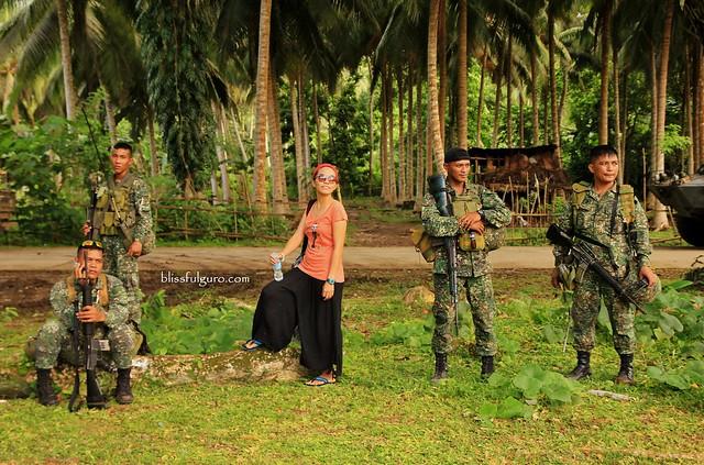 Philippine Marines Patikul Sulu Philippines