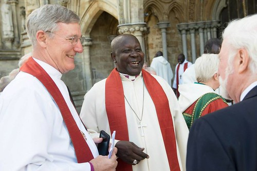 Bishop Ezekiel Kondo