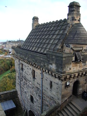 Detail, Edinburgh Castle