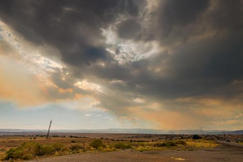 summer sky usa newmexico southwest unitedstates desert