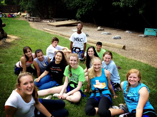 NSLC INTL Ropes course