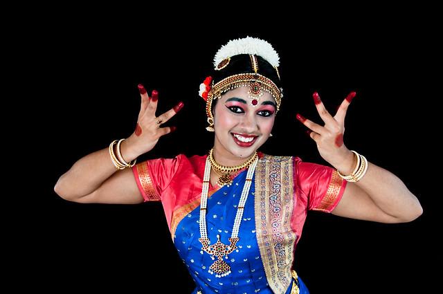 Bharatanatyam Pre-Arangetram Shoot